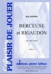 Berceuse et Rigaudon